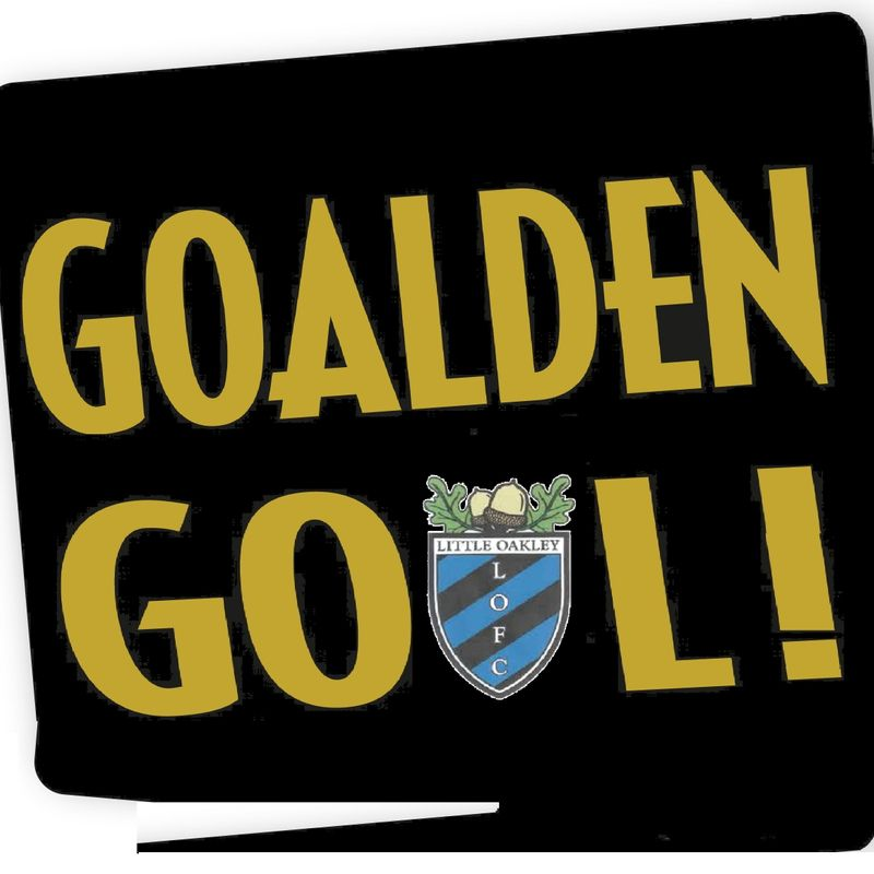 Goalden Goals Winners: Saturday 14th October 2017