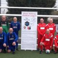 Over 65's beat Essex Walking Football League 2 - 8