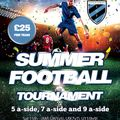Summer Football Tournament On 15th and 16th June 2019