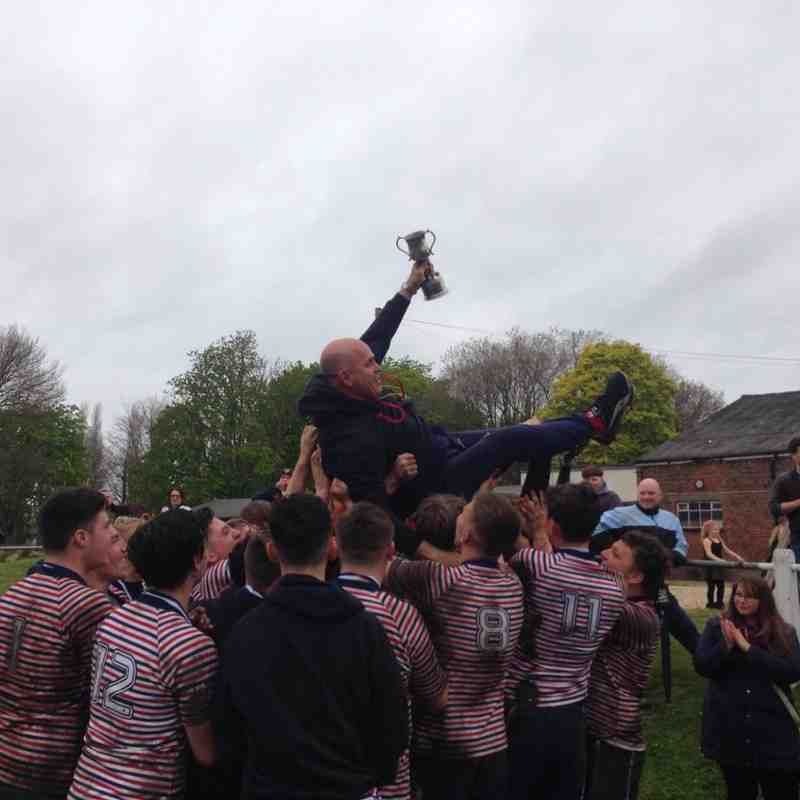 Cheshire Cup Winners 2016
