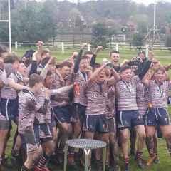 BPFC U15s - Cheshire Cup Winners!!!!!!