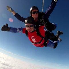 Jon Lopez Charity Sky Dive