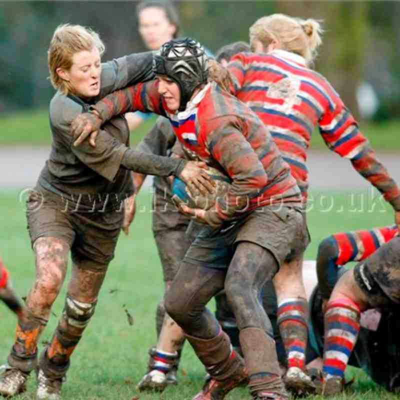 Dover Ladies Sharks  v Tonbridge Juddians
