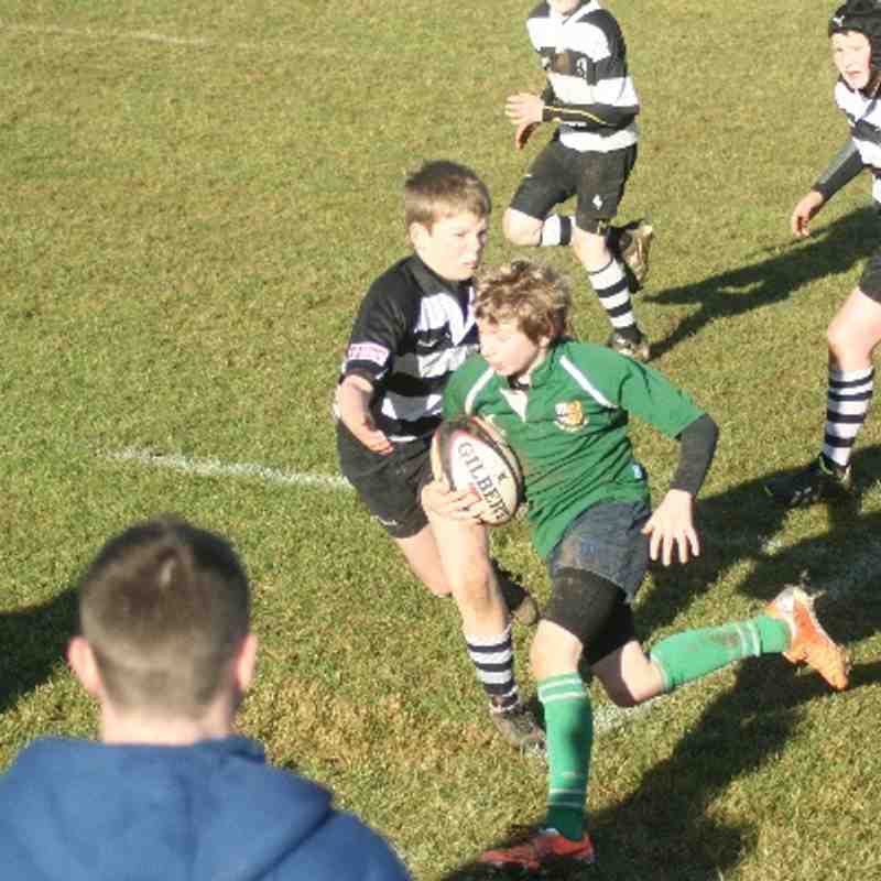 OB U13s v Stow on the Wold, 19th Jan 14.