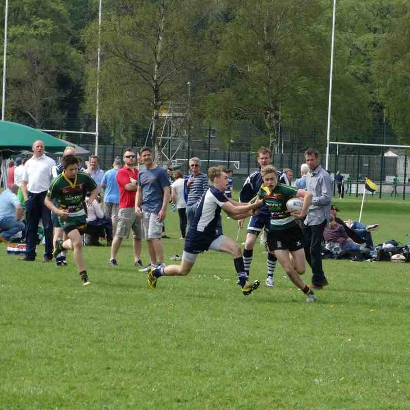 U15s 2016 Bristol Combination 7s, Keynsham