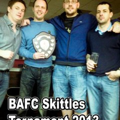 The annual BAFC skittles tornament 2013