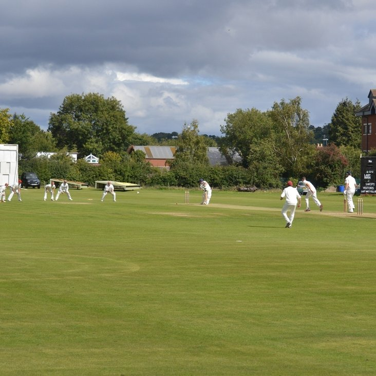 Firsts fall just short in their best ever league season<