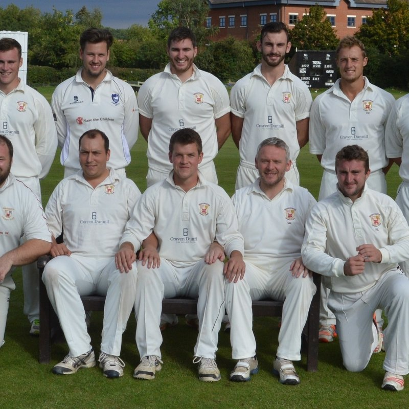 Bridgnorth (93) lost to Old Hill (97-7) by 3 wickets