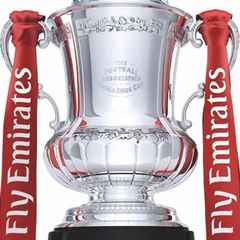 The glory that is the Emirates FA Cup!