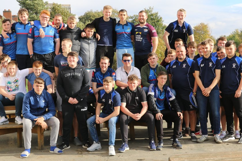 An era is brought to an end at West Leeds Eagle's