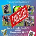 Illingworth cup-tie postponed due to player availability and safety