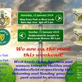 West Leeds take to the road this weekend