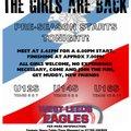 West Leeds Women and Girls, summer season training begins tonight