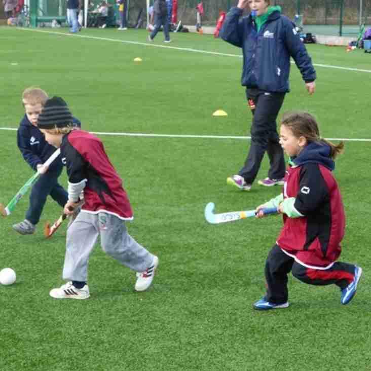 Sunday Junior Training starts Sept 7th - All age groups