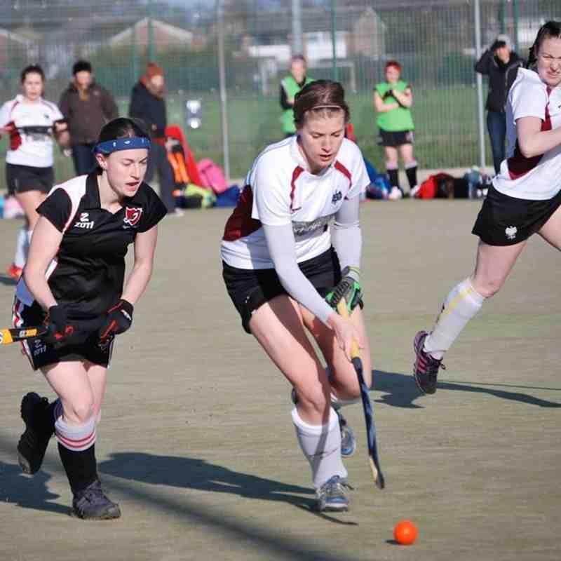 L2's vs Royston by Yvonne Hawkins