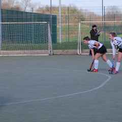 Ladies 2's win to move out of the relegation zone