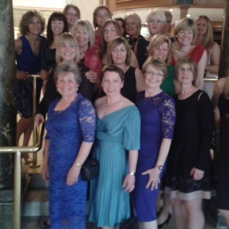 Ladies masters are Harrogate champions! <
