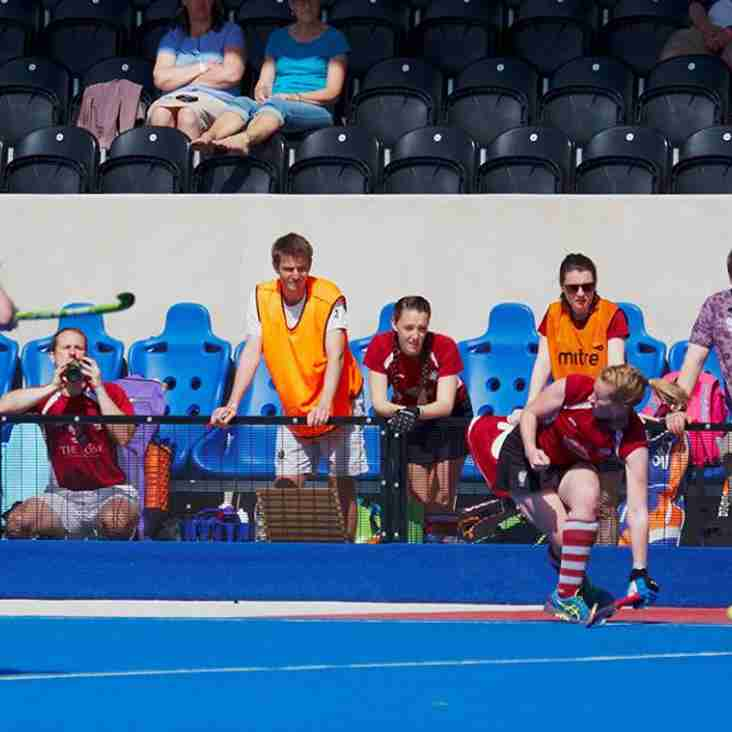 Rob Moulam appointed as BHC Ladies 1's manager