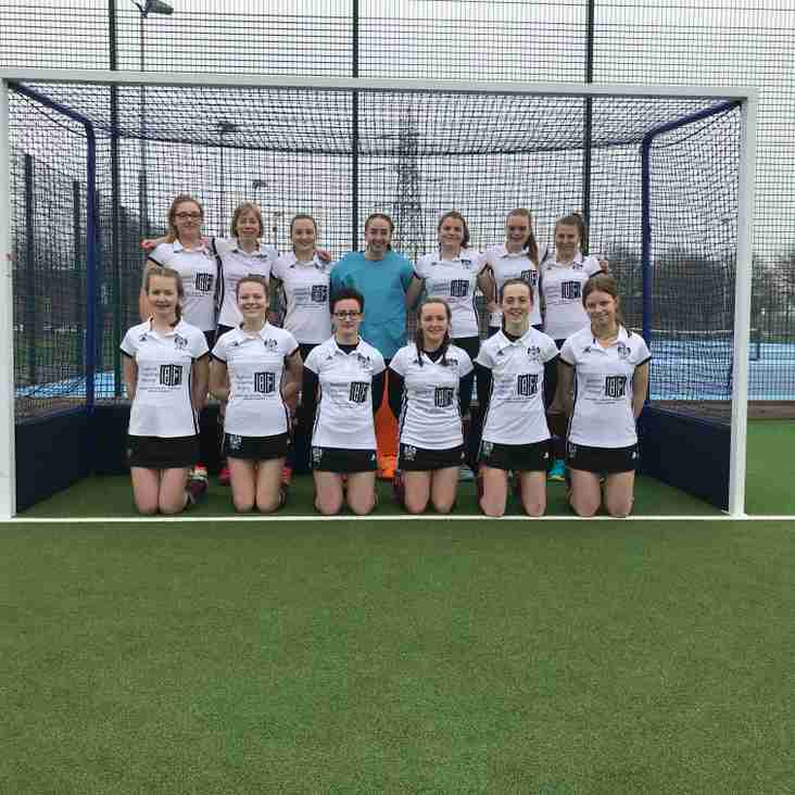 Unbeaten season for U16's capped with Area Finals win