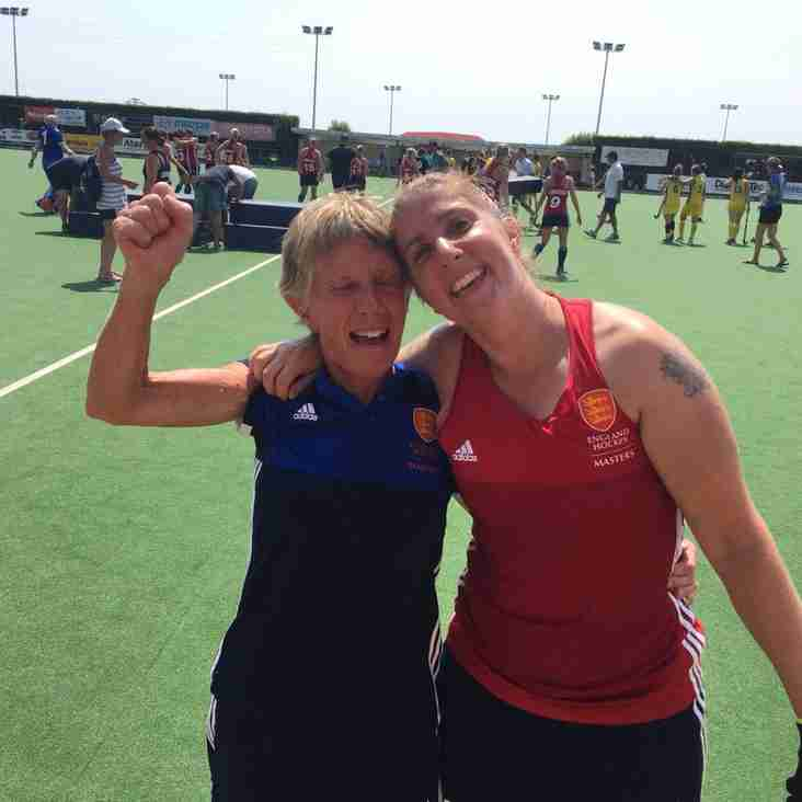 World Cup success for three BHC ladies