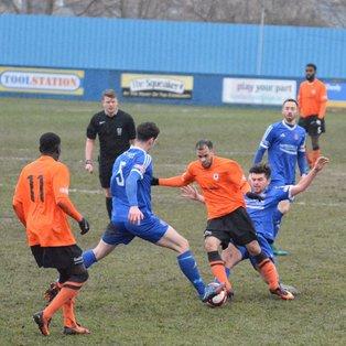 Report: Colwyn Bay 2-2 Farsley Celtic