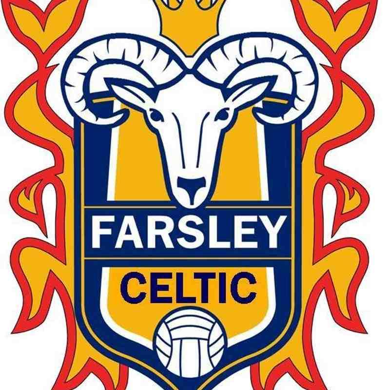 Farsley Celtic - use this