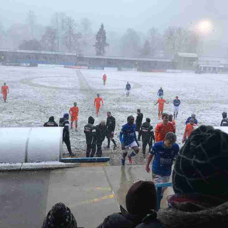Ellis at the double for Farsley - Report