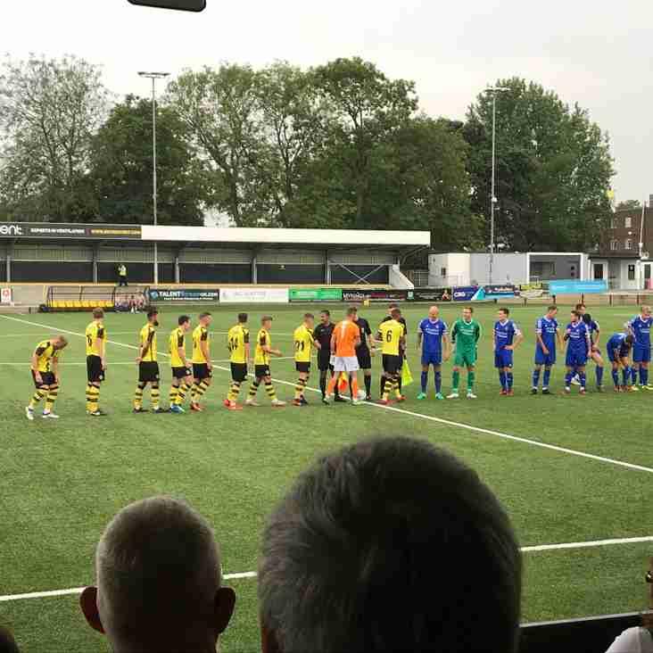 Report: Harrogate Town 3-2 Farsley Celtic