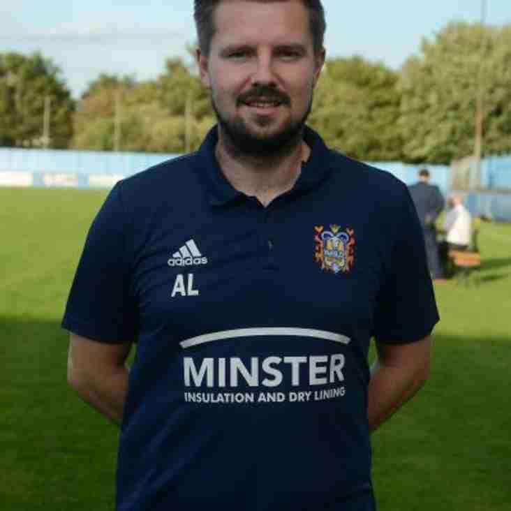 Adam Lakeland @ Matlock Town - Interview