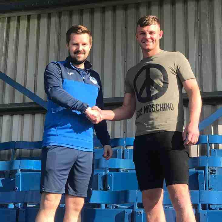Tyler Walton Joins Celt Army
