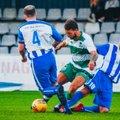 Report: Eccleshill United 0-5 Farsley Celtic