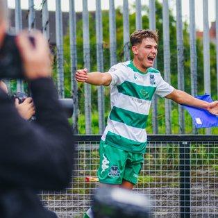 Report: Bradford Park Avenue 0-3 Farsley Celtic