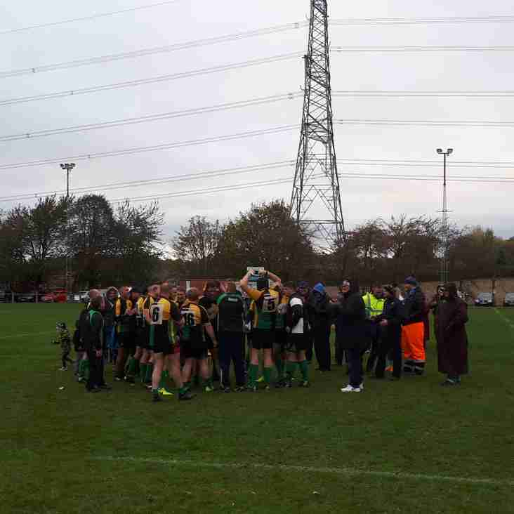 County Cup Finals : Harpenden RFC : Sunday 28th April 2019