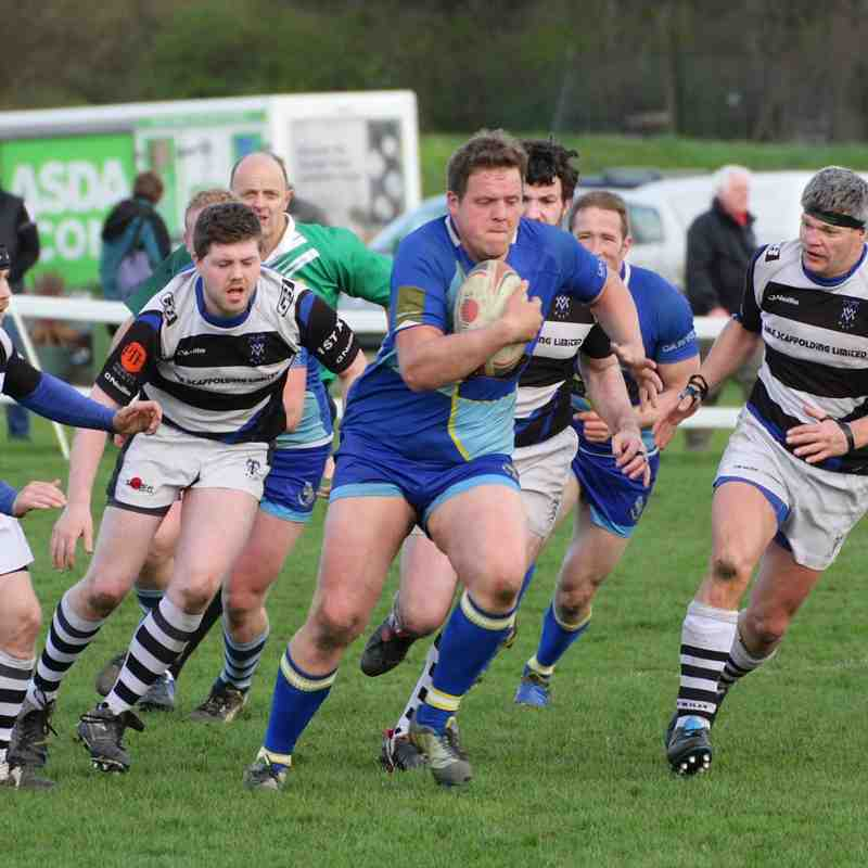 Oaks vs Trafford MV, 11 April 2015