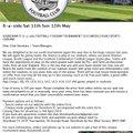 Shoreham FC Youth Stadium Tournament 2019
