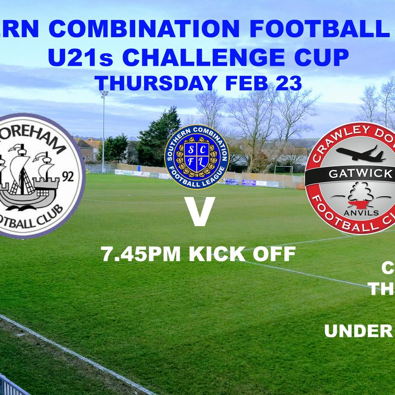 U21s in Cup action