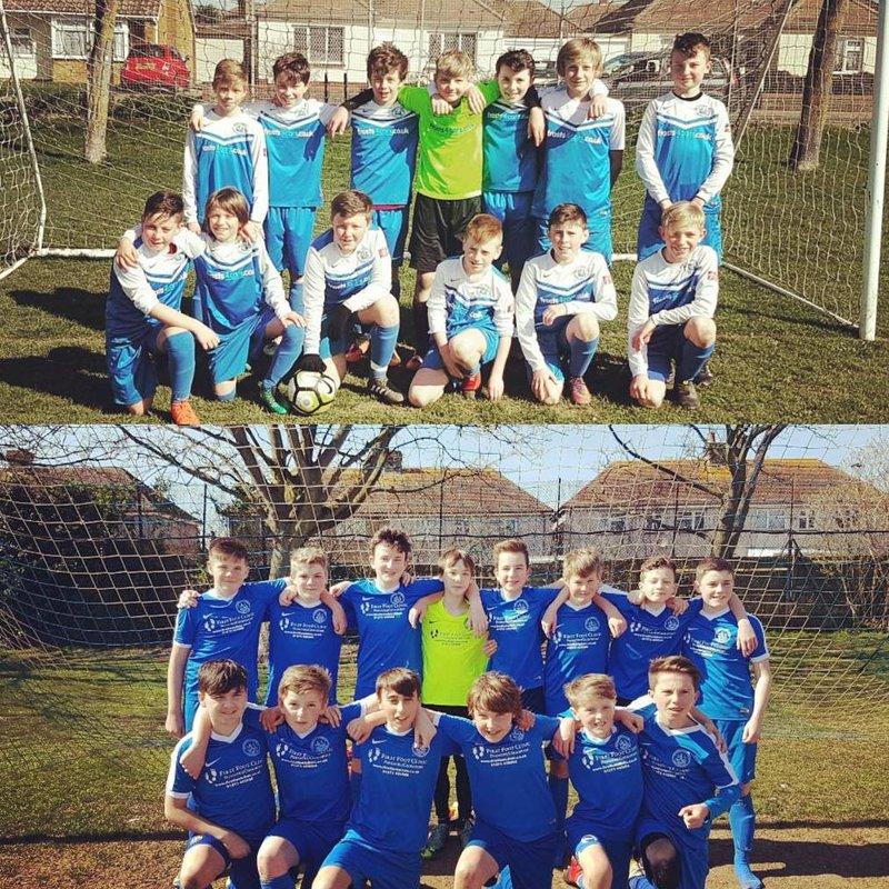 Youth Teams Triumph in League