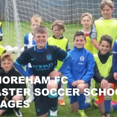 Easter Soccer School 2017