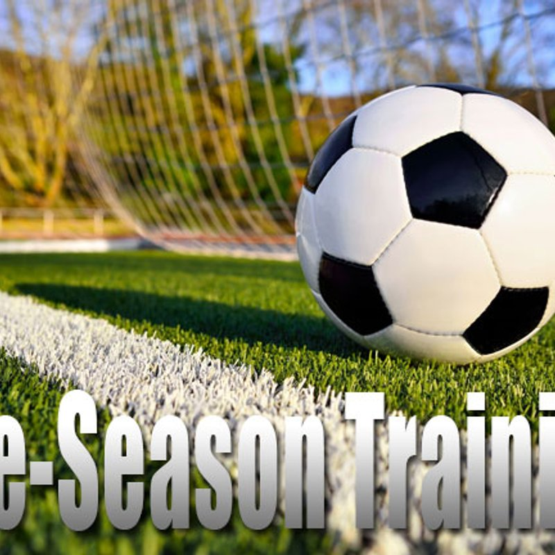 Pre-Season Training/Trials start- July 1st
