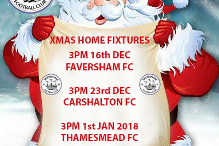 Christmas Home Fixtures