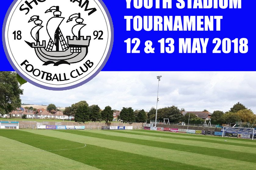 Youth Tournament May 12-13 2018