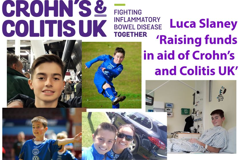 This years fund raising event is for one of our own- Sunday May 6