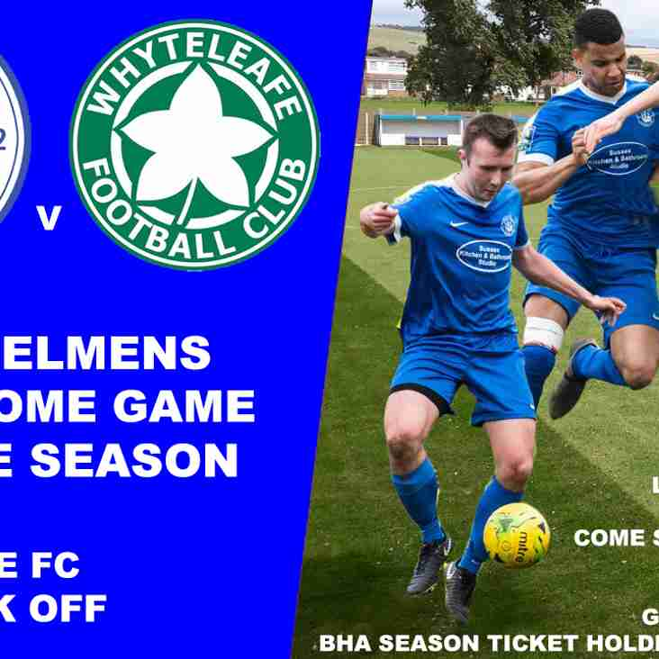 Tonight is Shoreham FCs last game at home