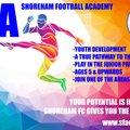 Shoreham Football Academy Trials