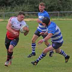 pre-season friendly vs Maldon RFC