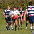 Vigo 2nd XV vs Tunbridge Wells III 22.10.16 by Rebecca Pattison