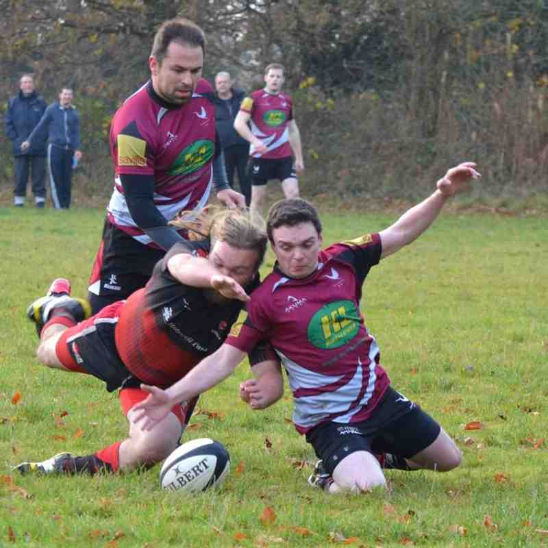 2nd XV vs Cranbrook II 26.11.16, pictures by Rebecca Pattison