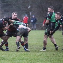 1st XV vs New Ash Green 16.12.17