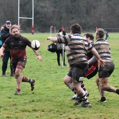 2nd XV vs Tunbridge Wells 3rd 6.1.18 by Rebecca Pattison