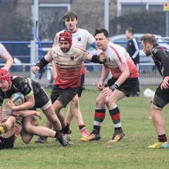 2nd XV vs Weavering 24.3.18 by Rebecca Pattison